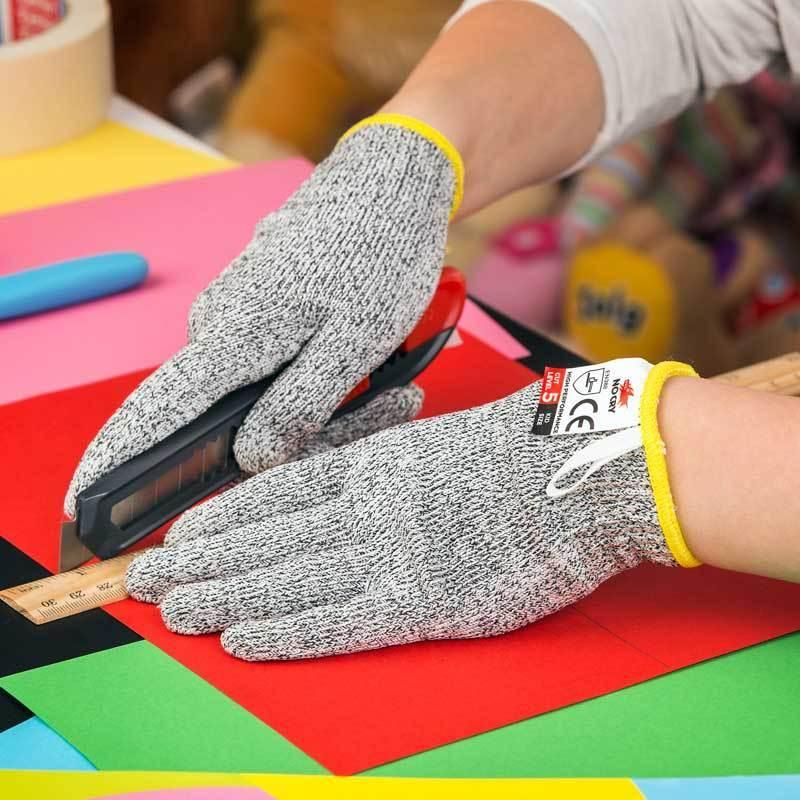 Cut Resistant Gloves For Kids